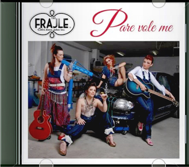 The Frajle - Pare Vole Me (EP) (2014) The_Frajle-Pare_Vole_Me-EP-2014-