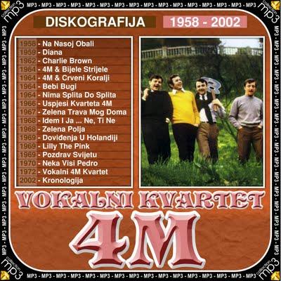Kvartet 4M* 4M - Pozdrav Svijetu (Dobar Dan)
