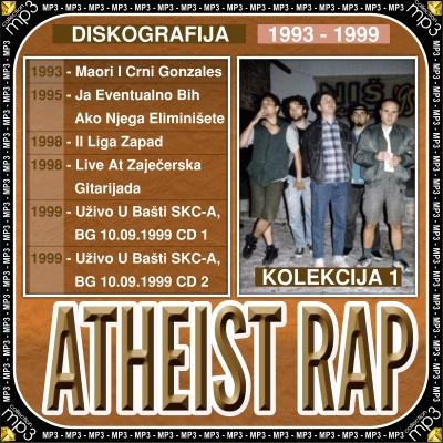 Atheist Rap - Osveta Crnog Gonzalesa